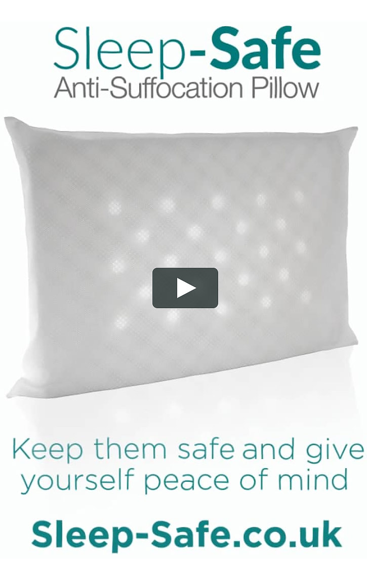 Sleep-Safe Pillow Video