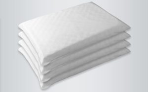 Four sleep pillows